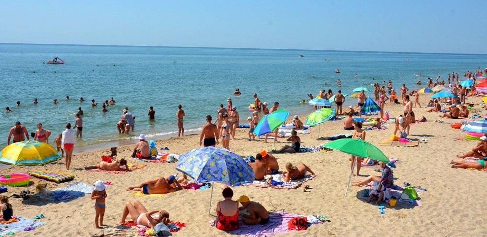 фото пляж Затока