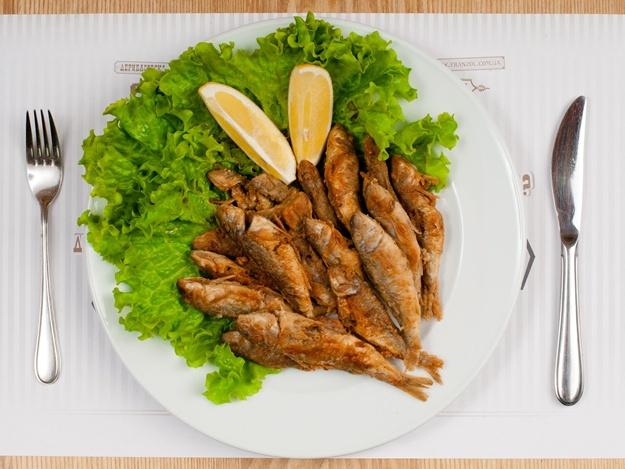 фото изысканные блюда из рыбы