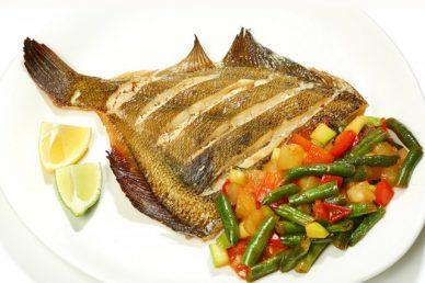 фото вкусная рыба в Одессе