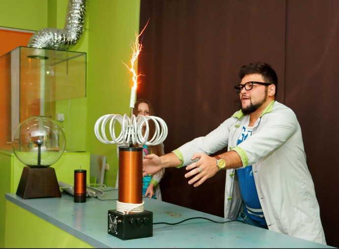 фото музей Интересная наука
